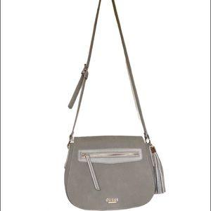 Guess Crossbody Gray Bag